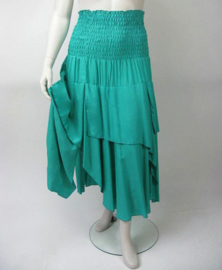 Luna rok Abby 08 dark mint