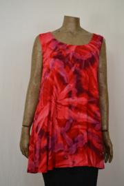 Normal Crazy Shirt TiDaye Aline rood 78cm