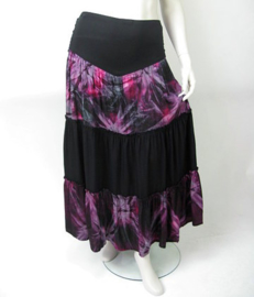 Luna skirt Didi  01 pinkblack
