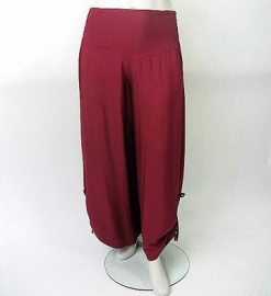Luna Pants Comfort 54B 21 bordeaux
