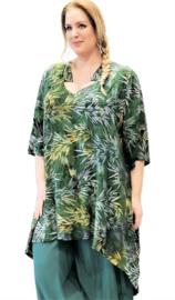 Luna blouse horizon 31 greenyelleaf