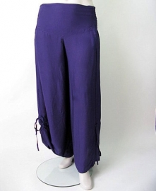 Luna Pants Comfort 54B 13 darkpurple