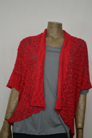 Billy B Vest A206 red 55
