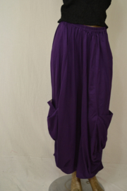 Normal Crazy Pant pocket magic purple