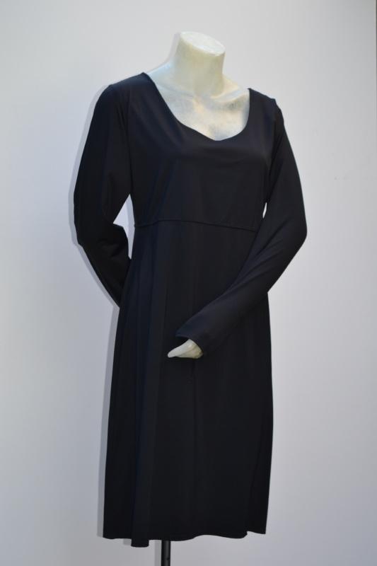 Boris jurk zwart 4324 mt 1,2,3,4,5