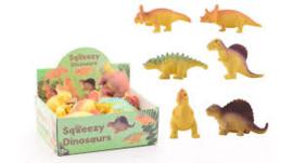 Sensor: Squeezy Dinosaurus