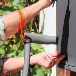 Silikon Überzug für Krücken und Gehstöcke