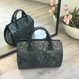 Studs Silver Bag - Giuliano