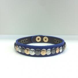 Blue Studs Bracelet