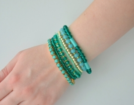 Ready to wear Turquoise