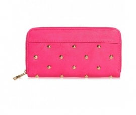 Wallet Studs Pink