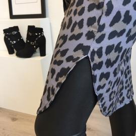 Leopard Grey - tuniek