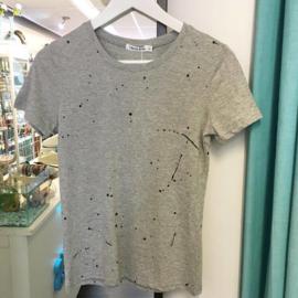 Painted Shirt Grey