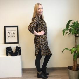 Leopard Yellow - tuniek
