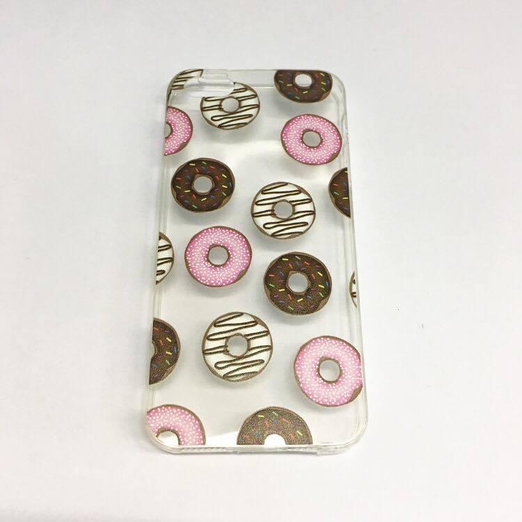 IPhone 5/5s case - donut