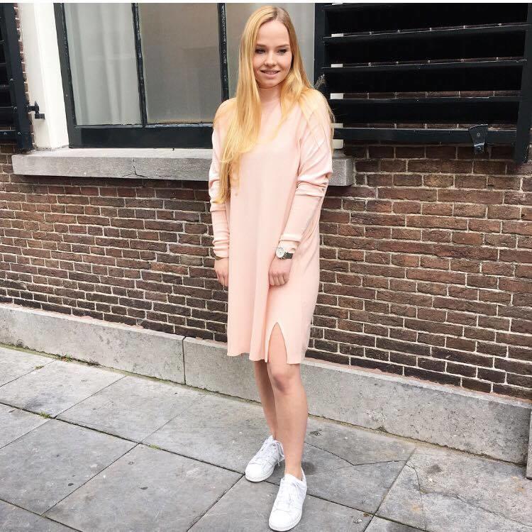 Coll Dress Pink