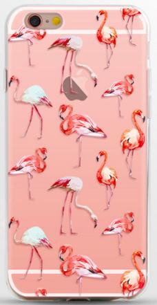 Flamingo iPhone Case 6/6s