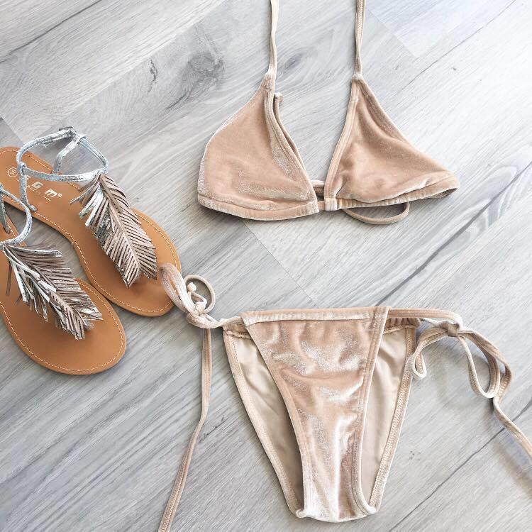 Velvet Bikini Nude