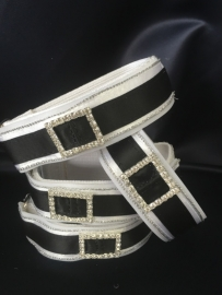 Bandage straps Squere black