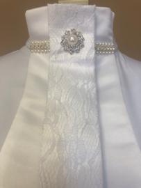 Dressage stocktie Gentle Lace