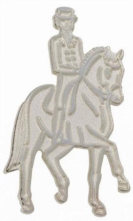 Lapel pin silver pasage
