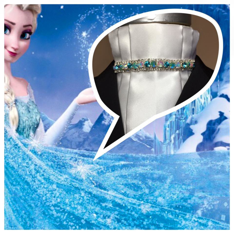 Plastron Frozen