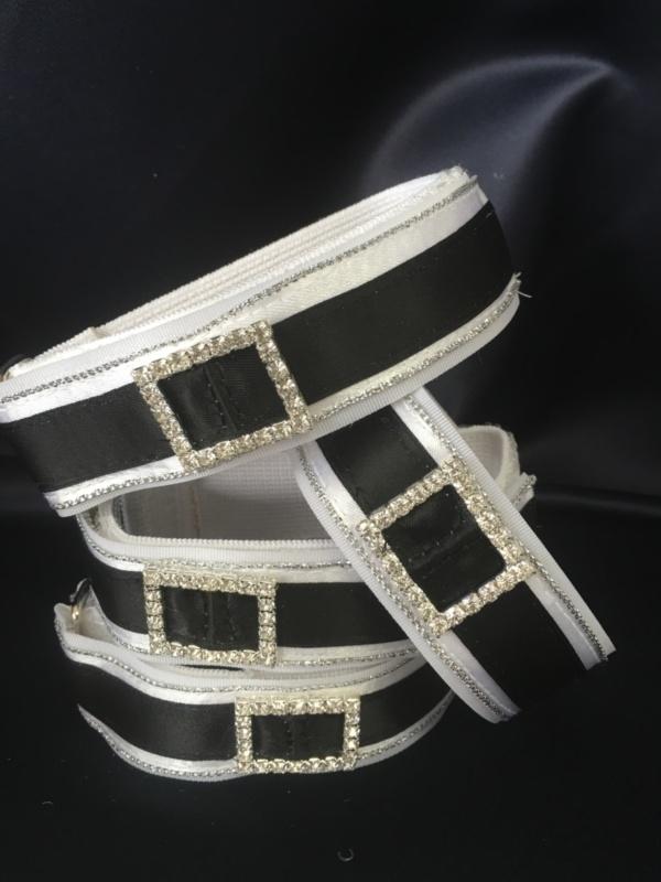 Bandage bandjes Squere black