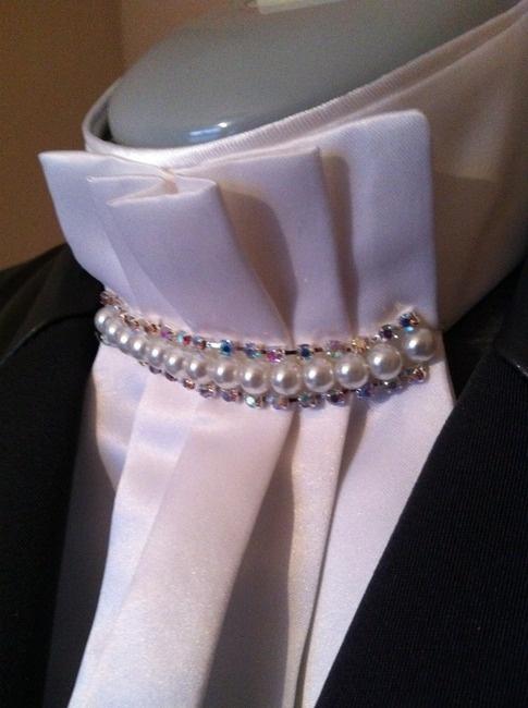 pearls & rhinstones
