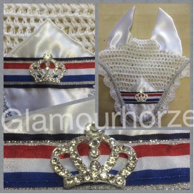 Oornet Royal in White