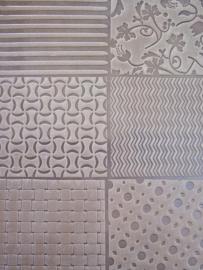 Blinddruk patroon
