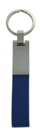 Blauwe sleutelhanger