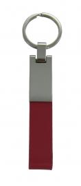 Rode sleutelhanger