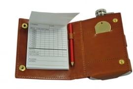 Hip flask / golf pouch
