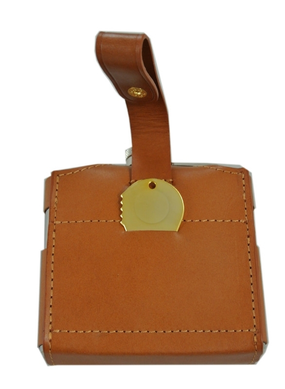 Heupflacon / golf pouch met lus