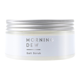 Morning Dew Salt Scrub