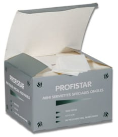 Profistar Nail Brush Cleaning Pads 10x12cm