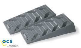 Fiamma wielkeggen Level Pro grijs. 97901-011