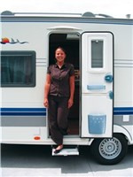 Thule Omni-step 400 Manual caravan