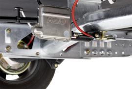 AL-KO antislip-systeem ATC versie met één as