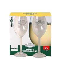 Brunner Cuvée witte wijnglas 30cl 2 stuks