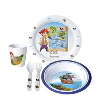Brunner kinderservies Jack Kids Boy 3+