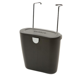 Vuilnisbakje - Car- / Caravan bin - 5 Liter - Zwart