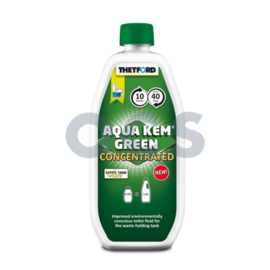 Thetford Aqua Kem Green Concentrated 0.75L