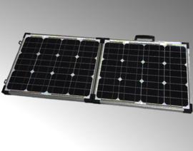 Solarkoffer 12V, 60W en 100W
