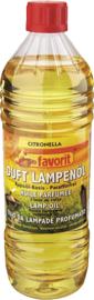 standaard Aroma lampolie Citronella op basis van koolzaad 1 l