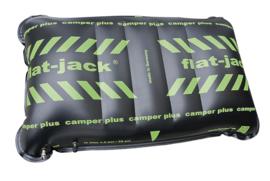 standaard Luchtkussen platte jack Camper Plus