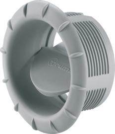 Eindstuk EN voor ventilator T-LT