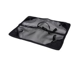 Helinox- onderlaag Grondzeil voor stoel Sunset Chair zwart