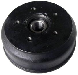 Orginele Knott remtrommel inclusief lager 200x50 mm