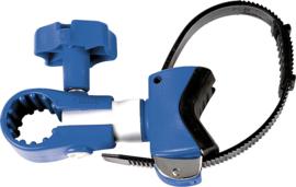 FIAMMA spacer Bike Block Pro 1, 12,5 - 17 cm (zilver/blauw)